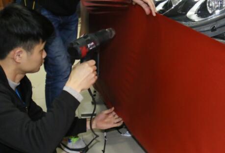 汽车改色贴膜与喷漆改色有哪些区别